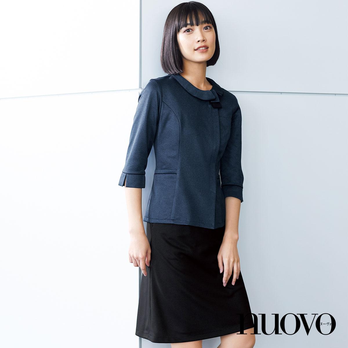 FS45930 脇ゴムAラインスカート