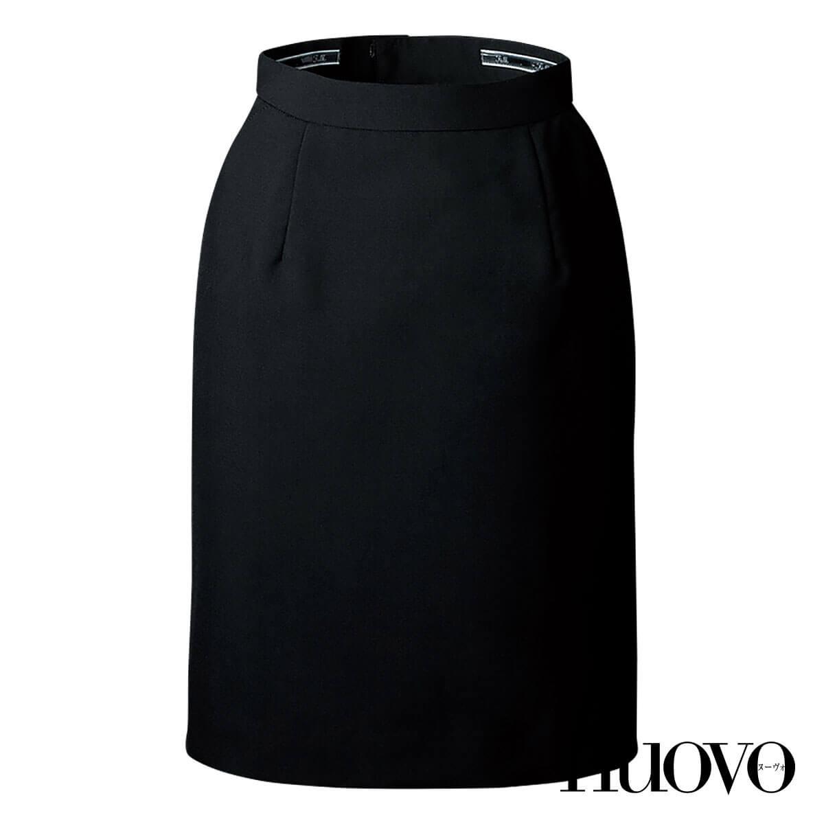 FS45749 バックアップウエストセミタイトスカート