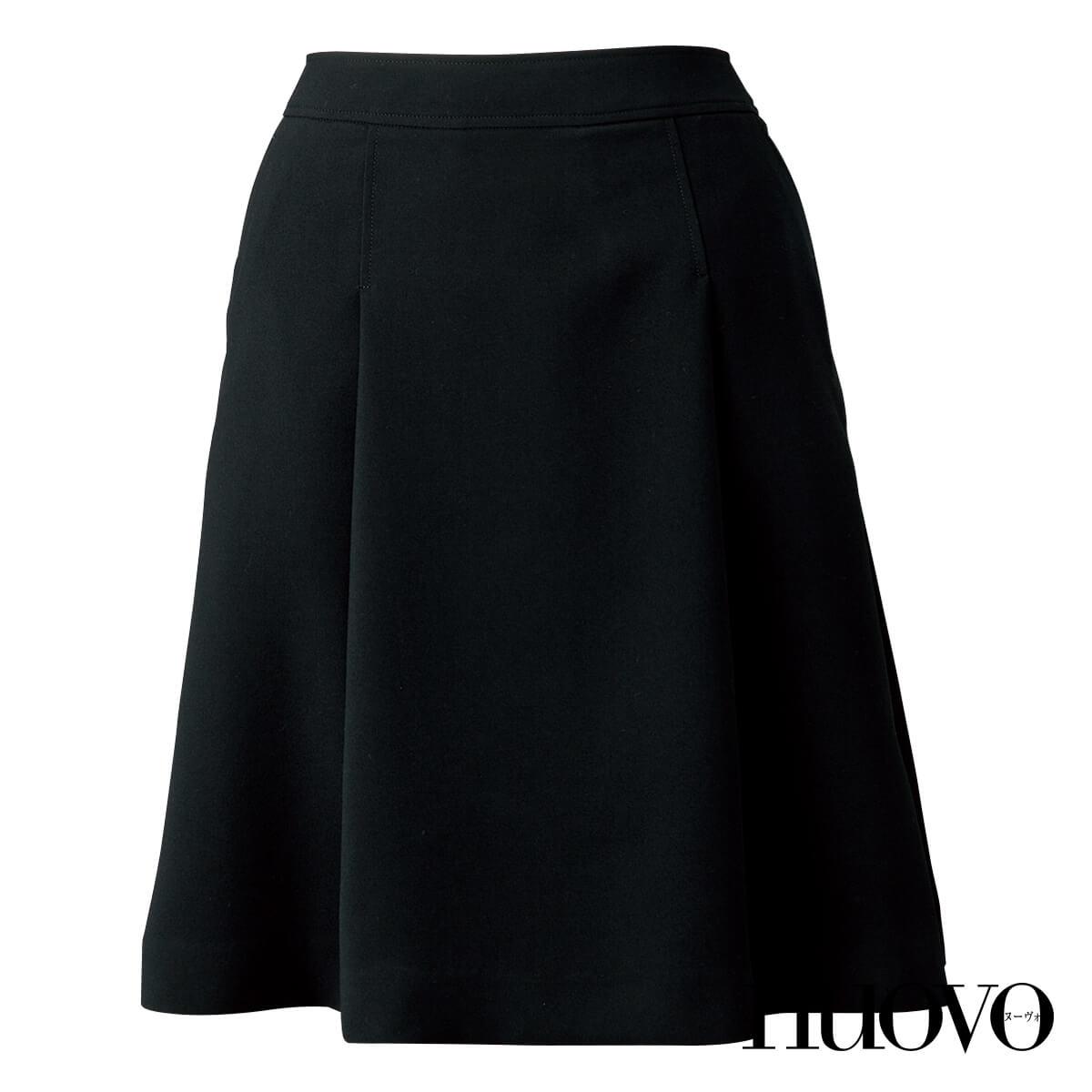 FS45887 ソフトプリーツスカート