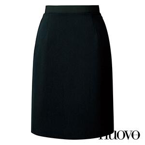 FS45801 ウエストゴムAラインスカート