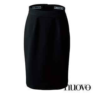 FS45877 バックアップウエストタイトスカート