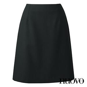 FS45908 ベルトレスAラインスカート