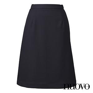 FS46021 脇ゴムAラインスカート(58cm丈)
