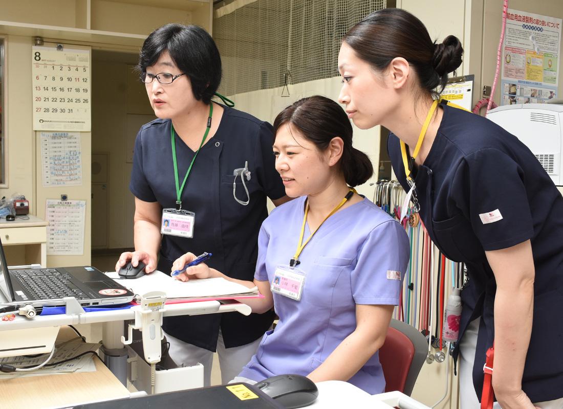 病院 総合 日本 海